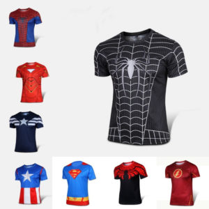 Free-shipping-2015-t-shirt-Superman-Batman-spider-man-captain-America-Hulk-Iron-Man-t-shirt.jpeg